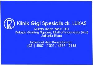 Info Klinik Gigi drg Lukas