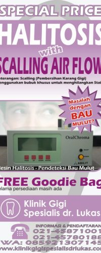Banner Halitosis + Air flow